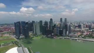 FS AERIALS - シンガポール 空撮 0003b