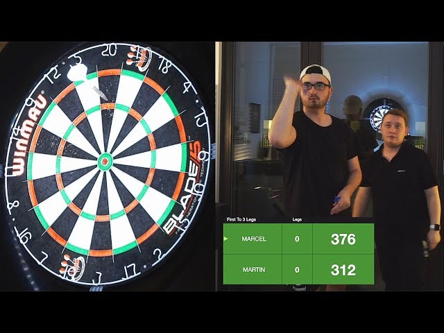 Martin Schindler vs. MarcelScorpion (Best of 5) | ScorpionDarts