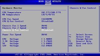 ASUS P5Q BIOS
