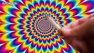 3 Ilusiones ópticas que te harán sentir drogâdo
