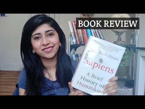Sapiens: A Brief History of Humankind || Book Review In Hindi