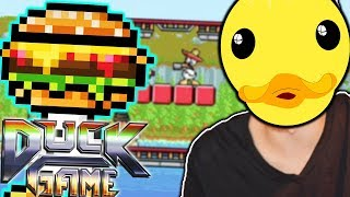 THE QUACKIEST GAME OUT THERE - DUCK GAME