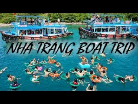 A Special Little Boat Trip In Nha Trang