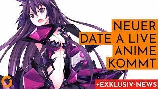 Neuer Sword Art Online-Trailer│Dororo lizenziert │Date a Live Ankündigung -- Anime News 181