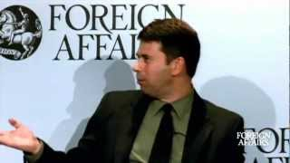 Foreign Affairs LIVE: Presidential Foreign Policy