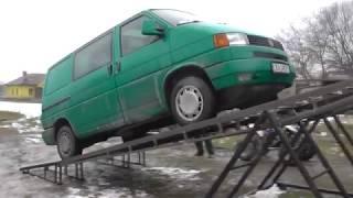 Rampa samochodowa