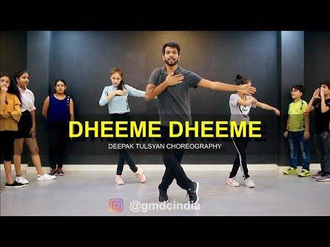 Dheeme Dheeme - Dance Cover  Tony Kakkar  Deepak Tulsyan Choreography  G M Dance