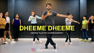 Download lagu Dheeme Dheeme - Dance Cover | Tony Kakkar | Deepak Tulsyan Choreography | G M Dance