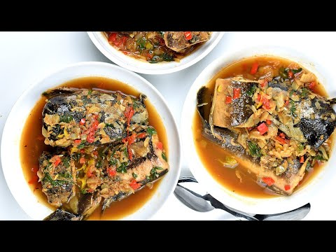 DELICIOUS CATFISH PEPPER SOUP RECIPE: POINT AND KILL