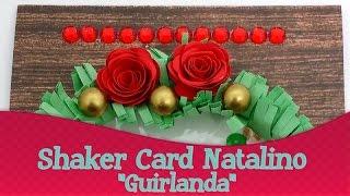 Shaker Card Natalino