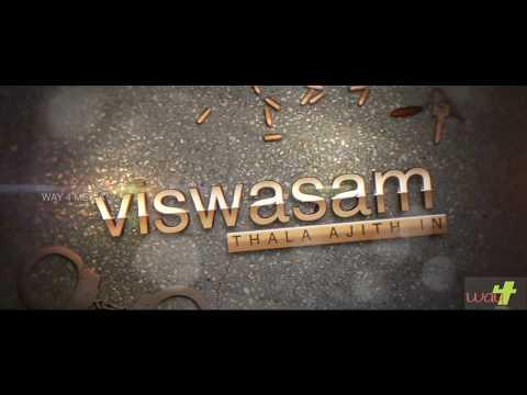 Viswasam - Thala Ajith Kumar New Movie...