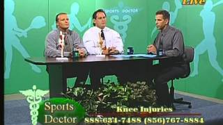 05/09/2002 Sports Doctor with Dr. Merrick Wetzler on Knee Injuries
