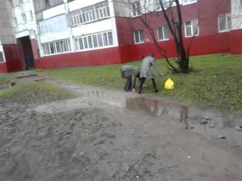 тобольск местные синечки)))) добираются до дому
