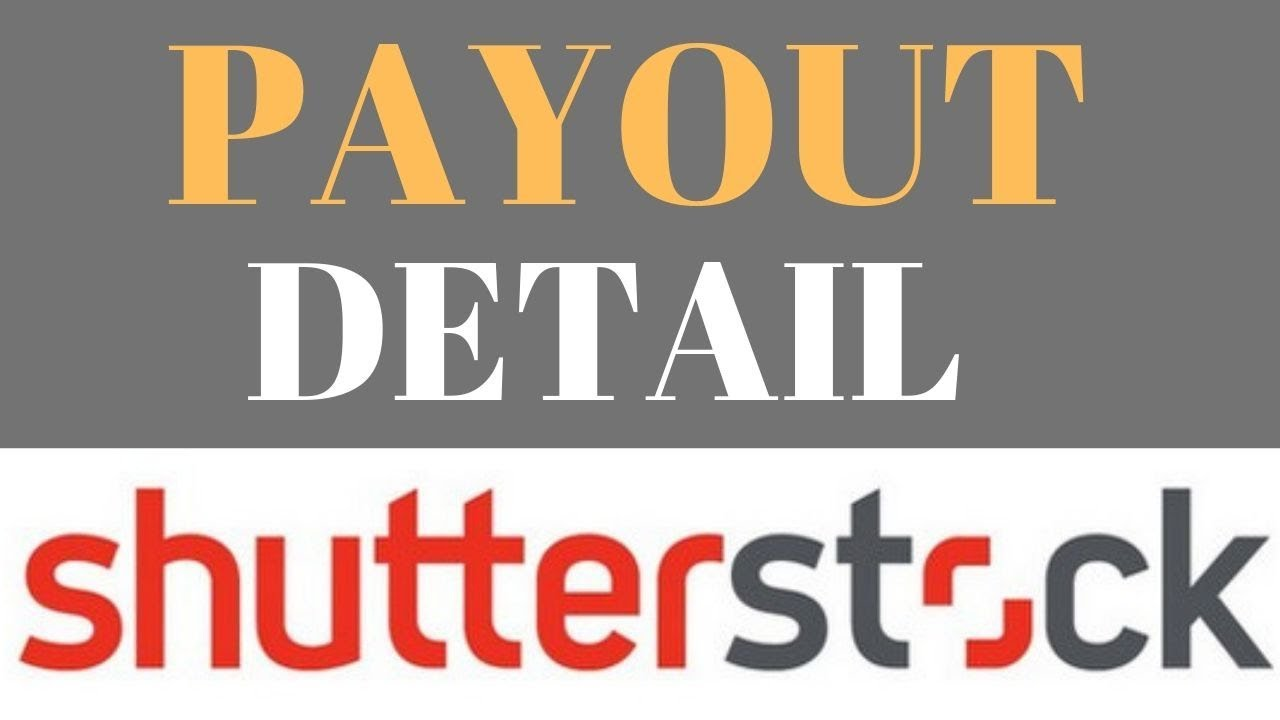 How To Set Payout Details Of Shutterstock 2020 How To Withdraw Money From Shutterstock 2020 Ll Youtube