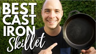 Best Cast Iron Skillet? Lodge Cast Iron Skillet review