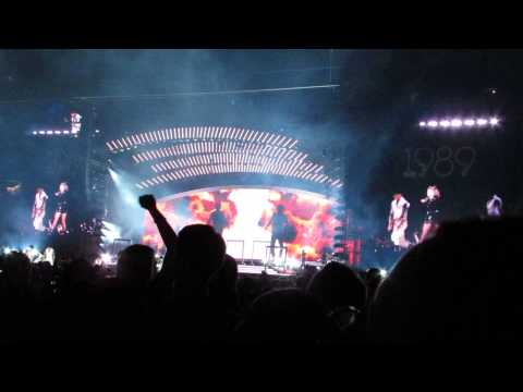 Blank Space -Taylor Swift - 1989 tour - New Jersey