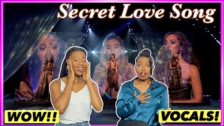Mesmerizing😍😭| Little Mix - Secret Love Song (Live from Little Mix The Search)