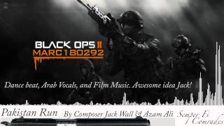 Black Ops 2 Soundtrack: Pakistan Run