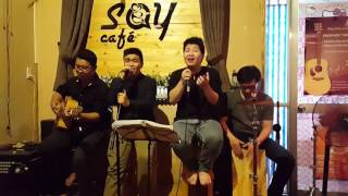 [Acoustic] Chạy mưa - Circle Band ( Cover)