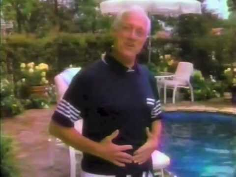 Tommy Lasorda Slim Fast Commercial 1990
