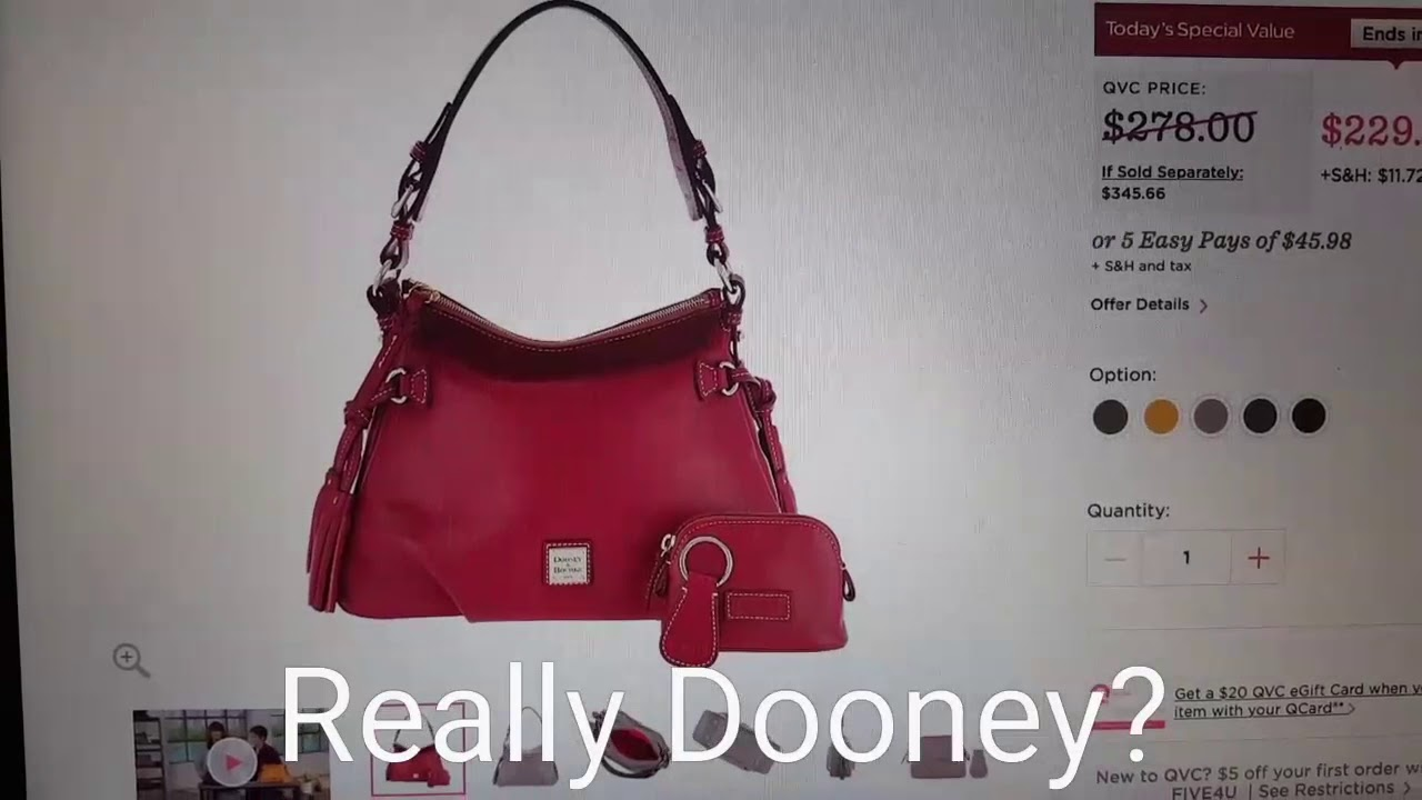 Dooney Bourke Teagan Is Related To Stanwich