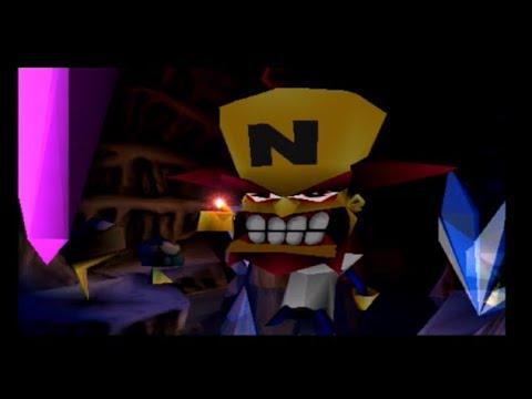 Crash Bandicoot 2: Cortex Strikes Back PS1 Cutscenes