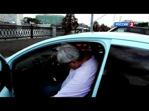 Тест-драйв Citroen C1 2012 // АвтоВести 62