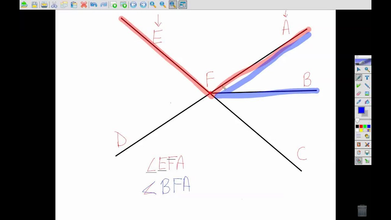 worksheet Naming Angles naming angles geometry youtube geometry