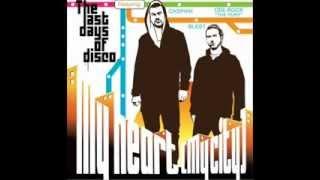 MY HEART [MY CITY] - Last Days Of Disco feat. Caspian, Blest & Cee-Rock