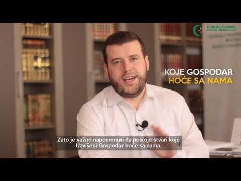 Poziv vjernicima (14) - Zabrana gatanja - hafiz Ammar Bašić