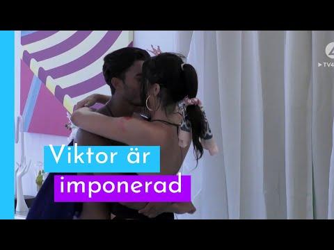 """""""Du är odödlig"""" - Victor hyllar Karin efter vinsten I Love Island Sverige 2018 (2018)"""