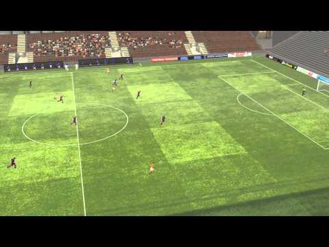 Litex vs Etar 1924 - Ibeh Goal 79 minutes