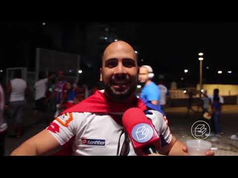 A Voz da Arquibancada - Bahia x Santos (Campeonato Brasileiro - 21/04/2018)