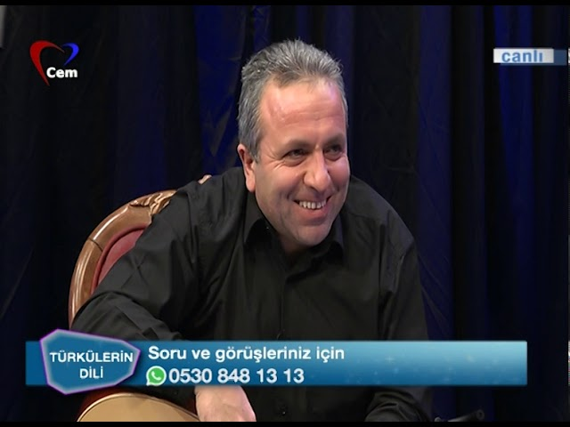 Mehmet Ekici ile Türkülerin Dili // Mine Kuş - Cengizhan Arslan  (18 Şubat 2020)