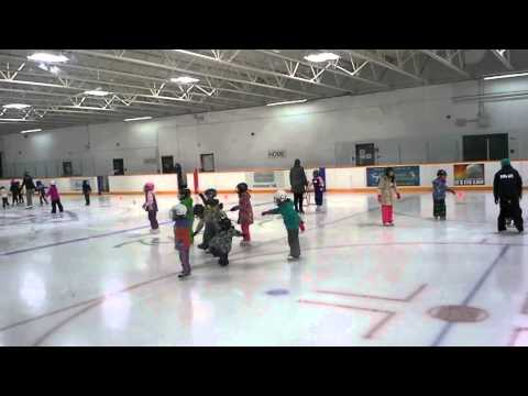 2014 01 Richmond Hill Skating Club Canskate 2