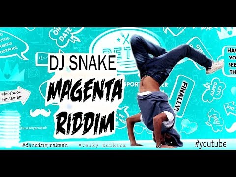 DJ-SNAKE MAGENTA RIDDIM || Dance Cover Video || DancinG RakesH || VB Creations
