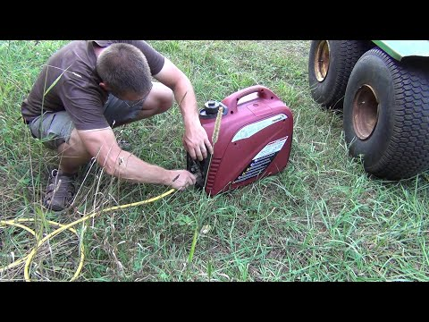Setting Up The Off-Grid Campsite