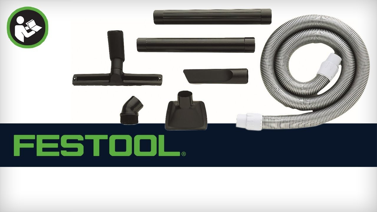 Festool Industrial Cleaning Set (454770) - YouTube