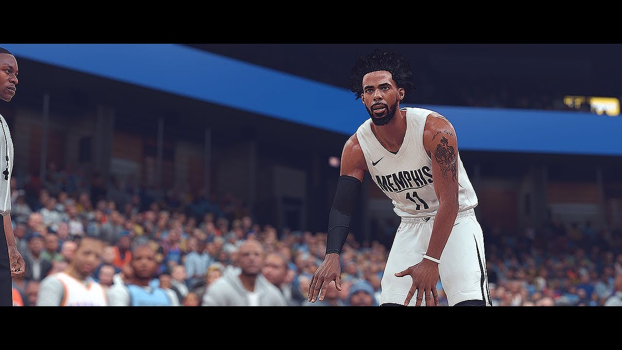 NBA 2K19 ROSTERS CELTICS VS GRIZZLIES│4K 60FPS