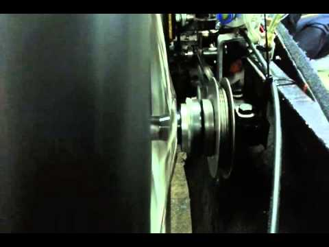 transmission gear driving with econo car from Thailand
