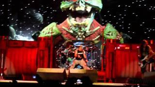 Iron Maiden - Iron Maiden (Live) - Faro 14/07/2011 [HD] (Spoiler)
