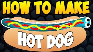 Slither.io | How To Make Hot Dog In Slither | Как Сделать Хот-Дог В Слизарио | New skin PewDiePie