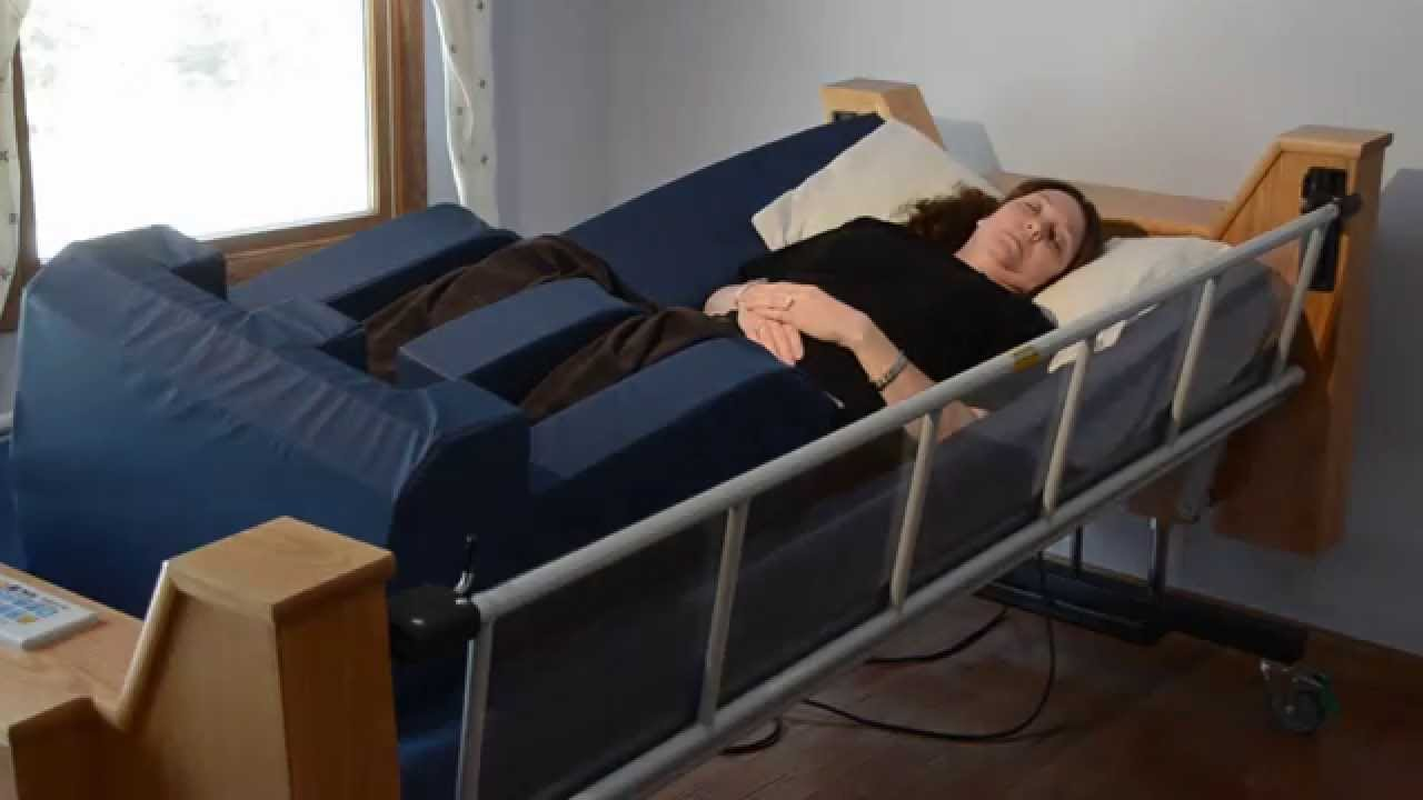 Patient Rotation Bed System The Freedom Bed By ProBed Medical - Rotating bed