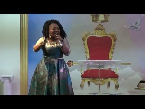 Singled Out For God's Favor - Pastor Gladys Gadri
