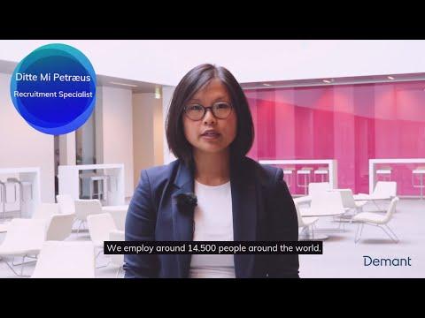 Digital Marketing Analyst In Demant