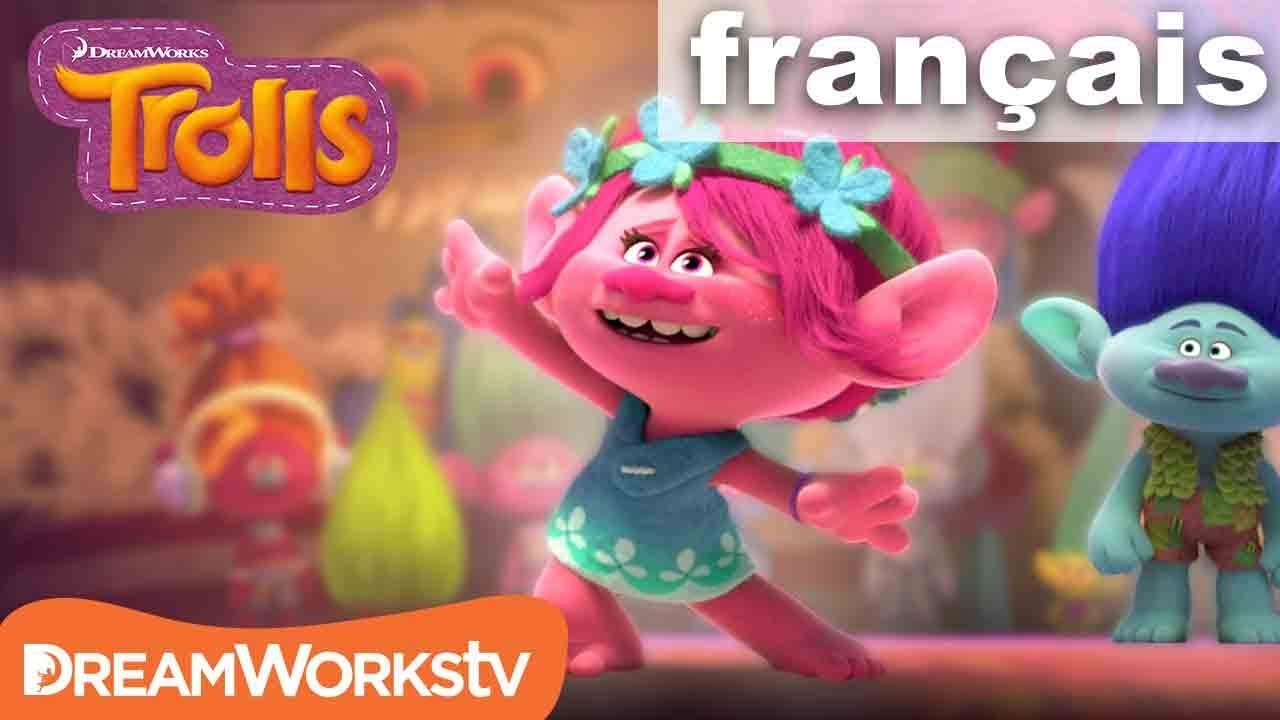 Download «Can't Stop The Feeling!» Clip officiel   LES TROLLS @DreamWorksTV Français