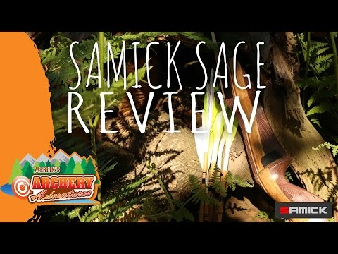 Samick Sage Review - Merlin's Archery Adventures