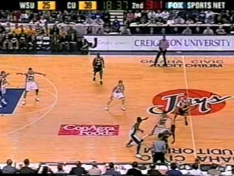 Creighton vs Wichita St. (03-03-2003)
