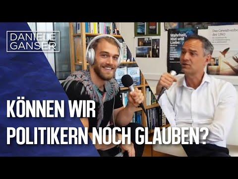 Dr. Daniele Ganser im Gespräch: Können wir Politikern noch glauben? (Mischa Janiec 27.05.2020)