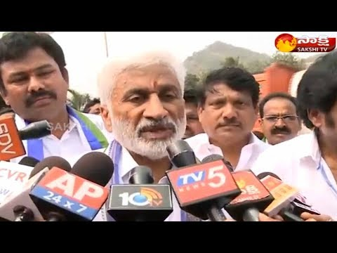 YSR Congress Party Samara Sankharavam Stars from Feb 6